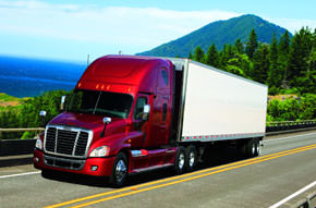 Dry Van Trucking Company | Freight Transportation Services with Dry Vans
