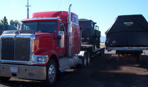 Flatbed Trucking Company | Flatbed Trucking & Transportation Service