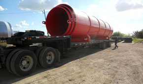 Flatbed Trucking Service | Stein Transportation Systems, Inc