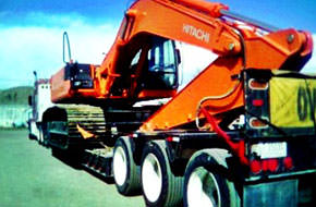 Heavy Haul Trucking Service | Oversize & Heavy Freight Transportation