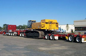 Heavy Haul Trucking Company | Oversize & Heavy Freight Trucking Services