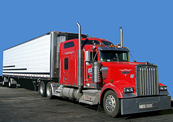 Trucking Company | Dry Van Trucking Services