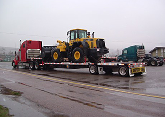 Trucking Company | Flatbed Trucking Service